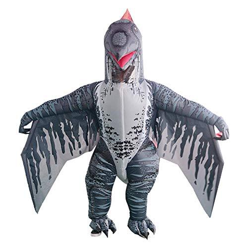chsener scherzt Pterosaur aufblasbaren Kostüm-Partei Cosplay Kleidungs-Overall ()