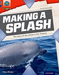 Project X Origins: Grey Book Band, Oxford Level 14: In the News: Making a Splash