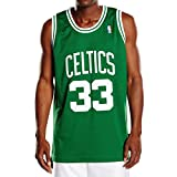 adidas Herren Boston Celtics Retired Trikot, Grün/Weiß, M, M86194