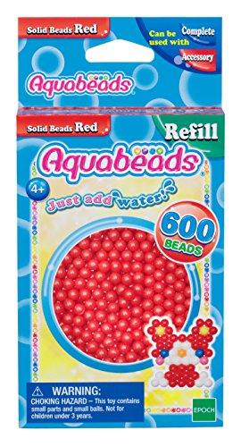 Aquabeads 32508 Perlen rot