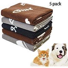 softan Mantas para Perros cálida y súper Suave para Mascotas para Perros pequeños, medianos,