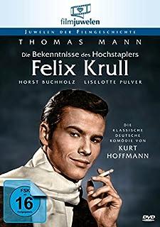 Die Bekenntnisse des Hochstaplers Felix Krull - mit Horst Buchholz (Filmjuwelen)