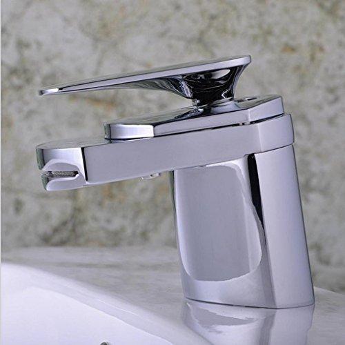 WP- Single - maniglia unita zinco lega rubinetto lavabo bagno armadietto rubinetto