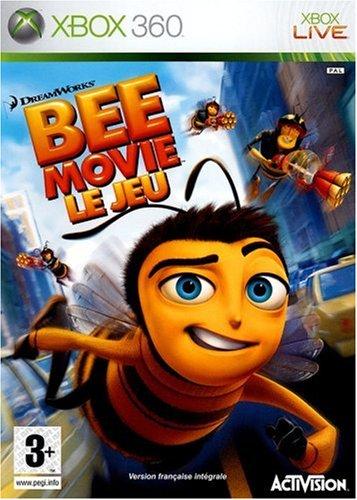 Bee Movie Das Spiel (360 Spiele, Xbox Monster High)