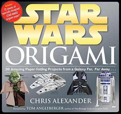 Star Wars Origami: 36 Amazing Paper-Folding Projects from a Galaxy Far, Far Away... por Chris Alexander