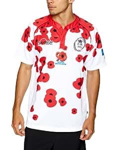 Samurai Men's Replica Army Poppy Shirt: Amazon.co.uk