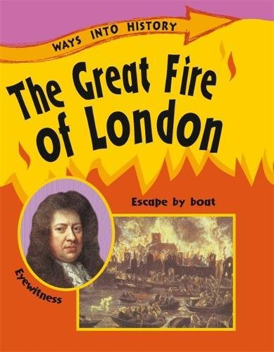 The Great Fire Of London (Ways Into History) thumbnail