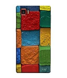 FUSON Designer Back Case Cover for Lenovo Vibe Z2 Pro :: Lenovo K920 :: Lenovo Vibe Z2 Pro K920 (Stone arts Rocks Pattern Crazy Paradigm)