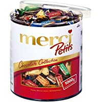 Merci Petits, Dulce de chocolate - 1000 gr.