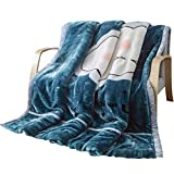 GJC-Tagesdecken Decke Wirft Raschel Doppelte Dicke Decke Frühling Und Herbst Winter Einzigen Doppel Siesta Sofa Decke,180 * 220CM