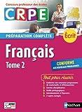 Français écrit : Tome 2