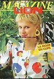 Telecharger Livres MAGAZINE LION No 26 du 01 04 1986 LA MODE EN CLIPS MOBILIER DE JARDIN LEGUMES SURGELES UN HOMME ET UN COUFFIN (PDF,EPUB,MOBI) gratuits en Francaise