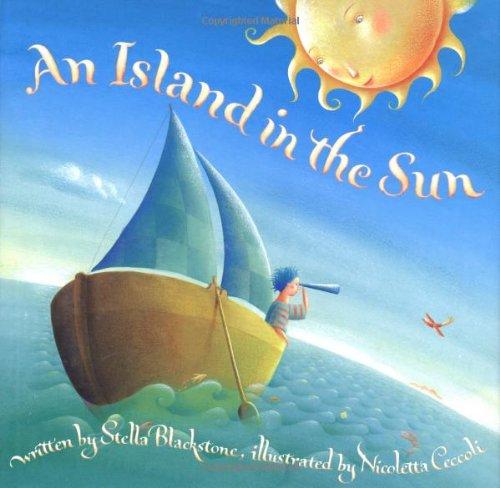 An Island in the Sun por Stella Blackstone