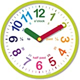 Acctim 21885 Lulu Wall Clock, Green