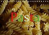 Pasta (Tischkalender 2019 DIN A5 quer): Italienische Nudelspezialitäten (Monatskalender, 14 Seiten ) (CALVENDO Lifestyle)