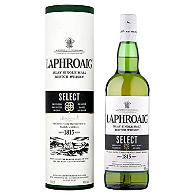 70cl Laphroaig Select Single Malt Whisky