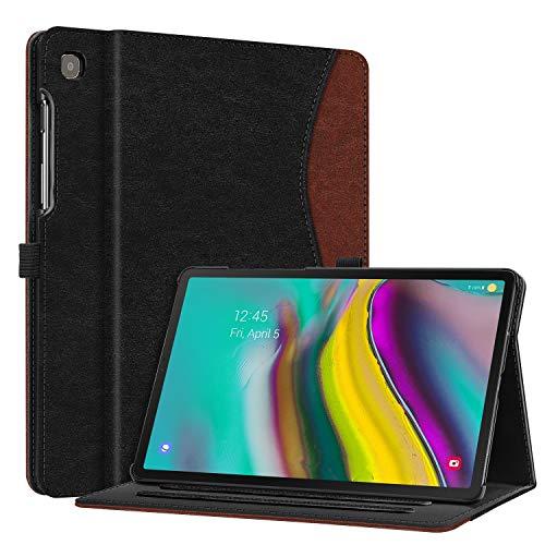 Fintie Schutzhülle für Samsung Galaxy Tab S5e 10.5 2019 Modell SM-T720 / T725, mehrere Betrachtungswinkel, Standfunktion, automatische Sleep-/Wake-Funktion Z- Dual Color T720 Serie