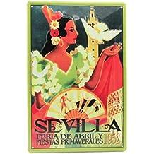 Zona-K Sevilla Feria de Abril y Fiestas Primaverales 1952