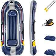 Bestway Hydro-Force Treck X3 Inflatable Raft Set 307X126