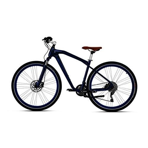 """51eh2co7JEL. SS500  - BMW Genuine Cruise Bike Bicycle Cycle NBG III 28"""" Wheels Blue"""