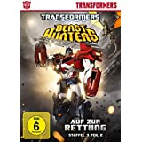 Transformers Prime - Beast Hunters: Auf zur Rettung!, Staffel 3, Teil 2