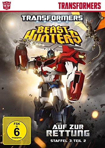 Beast Hunters: Staffel 3, Teil 2: Auf zur Rettung! (2 DVDs)