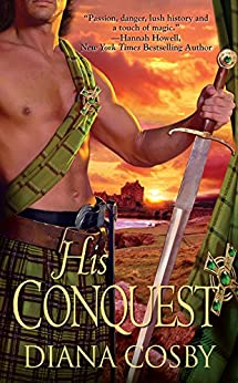 His Conquest (MacGruder Brothers) di [Cosby, Diana]