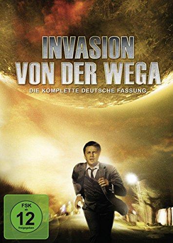 Invasion von der Wega - Die komplette deutsche Fassung [6 DVDs] (Wega-tv)