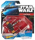 Hot Wheels Star Wars Poe's X-Wing Fighter (Closed Wings) Die-Cast...