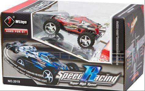 Invento just play 500094 RC Racing Car : High Speed, voiture radiocomandée (couleurs assorties)