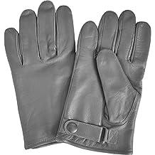 8474f5d5772559 normani Bundeswehr Herren Handschuhe aus Rindsleder, Innenfutter