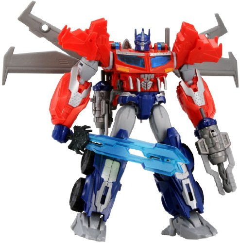 Transformers Go! - G11 Hunter Optimus Prime