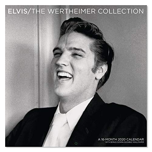 2020 Elvis - Wertheimer Collection DDD8692820 Wandkalender -