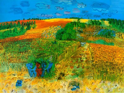 the-harvest-art-poster-print-by-raoul-dufy-79x61