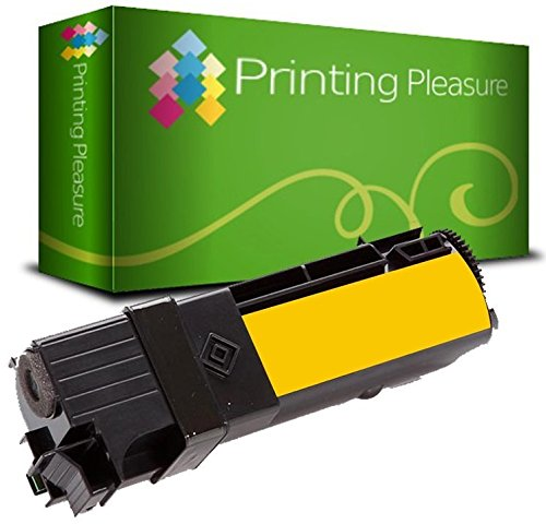 Xerox 106r01280 Laser Patrone (Gelb Toner kompatibel für Xerox Phaser 6130 N | 106R01280)