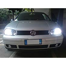 Kit de luces Xenón H7 6000K 35W, para instalación en Volkswagen Golf 4 (de 1998 a 2004)