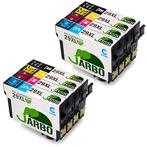 epson patronen 29 JARBO Ersatz Druckerpatronen Epson 29XL 29 Hohe Kapazität für Epson Expression Home XP-235 XP-245 XP-247 XP-330 XP-332 XP-335 XP-342 XP-345 XP-430 XP-432 XP-435 XP-442 XP-445