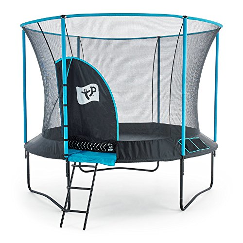 TP Toys 10 ft Genius Round Trampoline Best Price and Cheapest