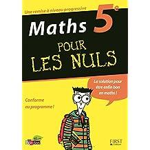 MATHS 5EME PR NULS