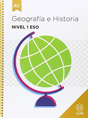 Geografía e Historia. Nivel 1 ESO - 9788497008310 por Federico Villalobos