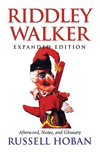 Book cover for Riddley Walker