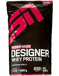 ESN Designer Whey Protein Pro Series, Peanut Butter Cookie Dough, 1kg Beutel