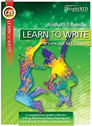 Learn to Write (Bright Red Results)