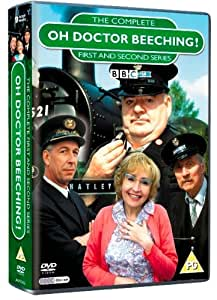 The Complete Oh Doctor Beeching! - First and Second Series [DVD] [1995]