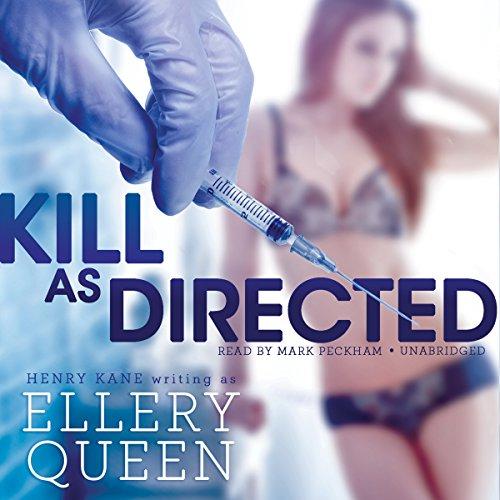 Kill as Directed  Audiolibri
