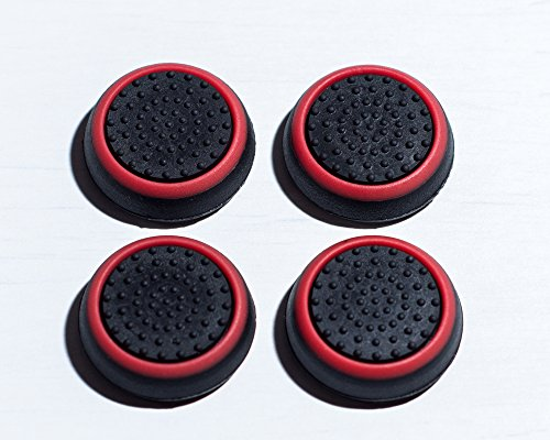 lilysworld-silicone-thumb-stick-analog-controller-grip-caps-4-pack-2-pair-for-ps4-ps3-wii-u-wii-nunc