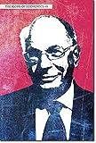 Daniel Kahneman Kunstdruck Hochglanz Poster Geschenkartikel Poster The Icons of Economics - #9 of 10 - Wirtschaft - Maße: 60 x 40 cm