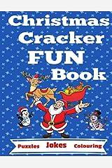 Christmas Cracker Fun Book Paperback