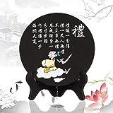 Decoración de carbono talla arte de la pintura, la caligrafía china y la literatura tradicional, las decoraciones del dormitorio de los niños , C