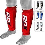 RDX MMA Boxen Schienbeinschutz Kampfsport Kickboxen Schienbein Schienbeinschoner Beinschützer,